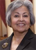California State Sen. Gloria Negrete McLeod
