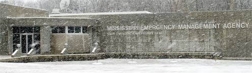 Headquarters of Mississippi Emergency Management Agency