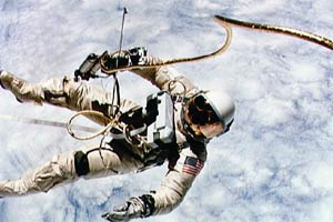 NASA was commended by transparency groups for doing more than required with its open government plans. (NASA 1965 file photo)