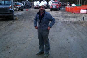 Orville Cole, president of Gastem USA, a subsidiary of the Canadian-based natural gas company Gastem, spent more than a year trying to get permission to drill a well in Otsego County, N.Y. (Joaquin Sapien/ProPublica)