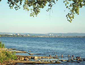 Onondaga Lake (Photo by Boris Volodnikov)