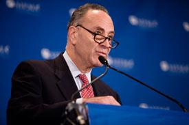 Sen. Chuck Schumer (Credit: Dan Nguyen/ProPublica)