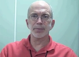 Tulane University Hospital CEO Robert Lynch (Credit: Sheri Fink/ProPublica)