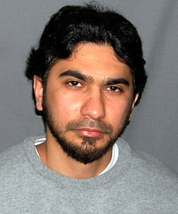 Suspected Times Square bomber Faisal Shahzad is shown in this undated U.S. Department of Justice photograph released to Reuters on May 19, 2010.