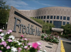 Freddie Mac headquarters in McLean, Va. (Credit: Jason Reed/Reuters)