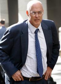 Secretary Henry Paulson (Shannon Stapleton/Reuters)