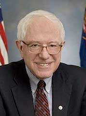 Sen. Bernie Sanders, I-Vt, said he wanted to reform the contractors' compensation system this year.