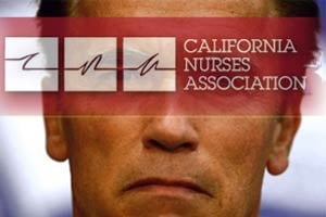 Nurses unions are raising objections to an overhaul proposed by Gov. Arnold Schwarzenegger to California's system of investigating and disciplining health workers.