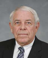 North Carolina Rep. Joe Tolson (D) advocates grass-roots accountability of the stimulus plan.