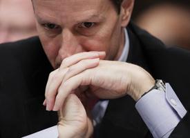 Secretary Timothy Geithner (Lauren Victoria Burke/wdcpix.com)