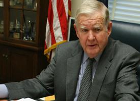 Rep. John Murtha (Lauren Victoria Burke/wdcpix.com)