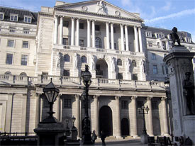 Bank of England (Wikimedia Commons/Adrian Pingstone)