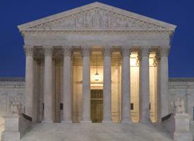 Supreme Court (Wikimedia Commons)