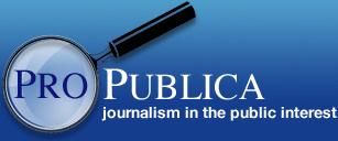 Il logo di ProPublica