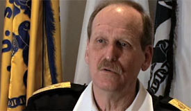 Video Interview: Rear Admiral W. Craig Vanderwagen, Assistant Secretary for Preparedness & Response, on the government's strategy in responding to bioterror threats (FLYP Media)