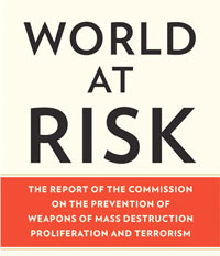 "Read the ""World at Risk"" Congressional report, released Dec. 3, 2008, on the risk of a biological terror attack"
