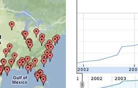 Interactive Map: The Growth of PSI