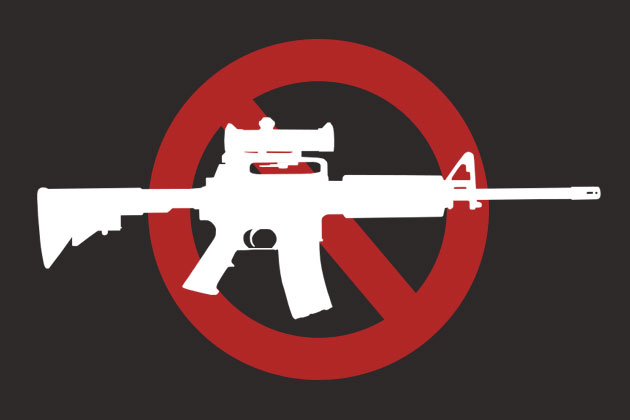 should there be a ban on assault rifles to prevent mass shootings In 2012 after the mass shooting of twenty young children and six adults at sandy hook elementary school in newtown, ct, obama quickly proposed legislation to overhaul gun laws which included universal background checks, new and expanded assault weapon and high-capacity magazine bans and other measures to prevent mass shootings.