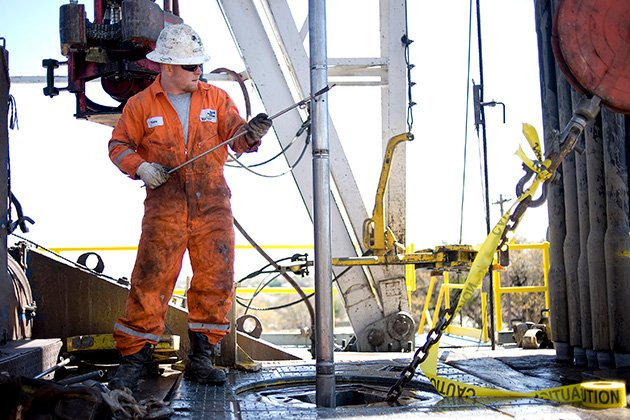 Natural Gas Workers Safety