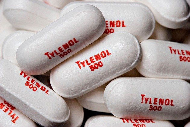 How Much Tylenol Can I Give My  Pound Dog