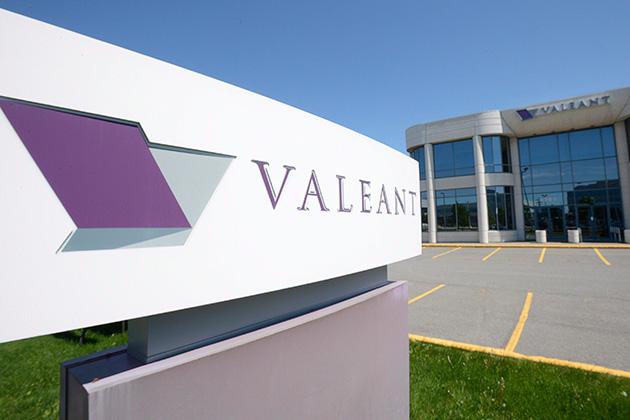 Valeant Pharmaceuticals Intl Earns