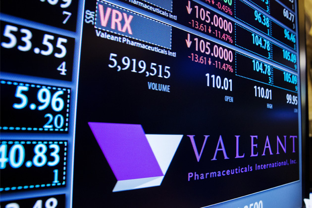 A company involved in Valeant's alleged fraud put out a fascinating statement class=