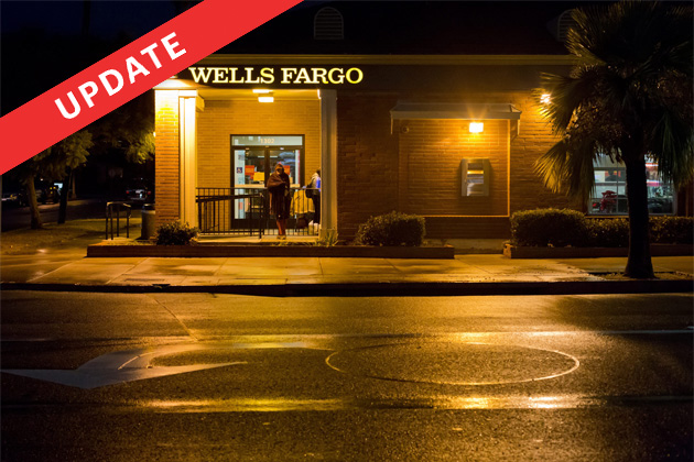Wells Fargo fires four senior managers over fake account scandal