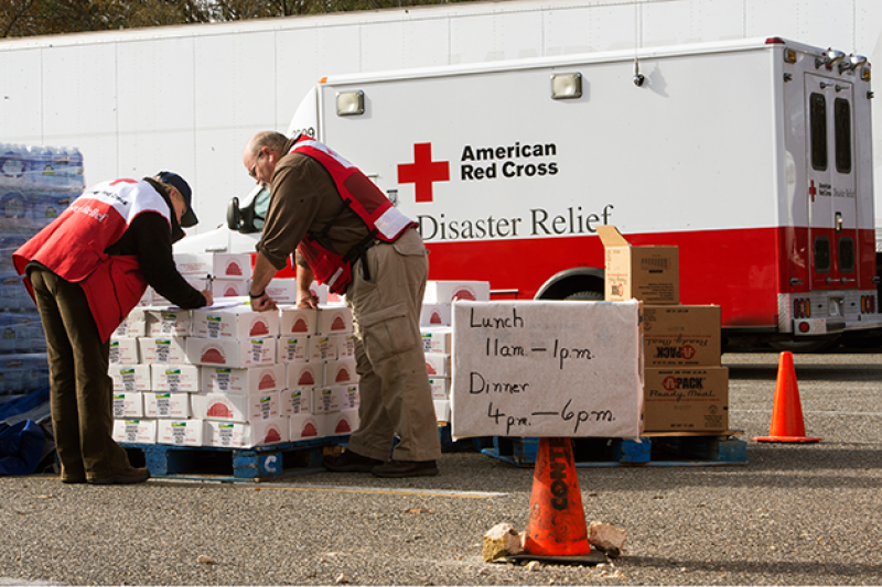 Red Cross How We Spent Sandy Money Is A Trade Secret