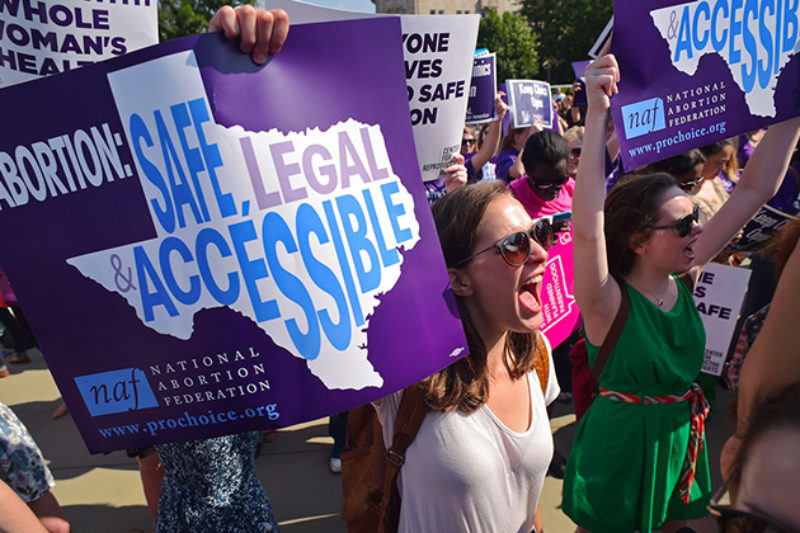 an analysis of the abortion in supreme court The supreme court intended to guarantee abortion care for all women, in all  a  legal framework for analysis of abortion laws in pruitt, the.