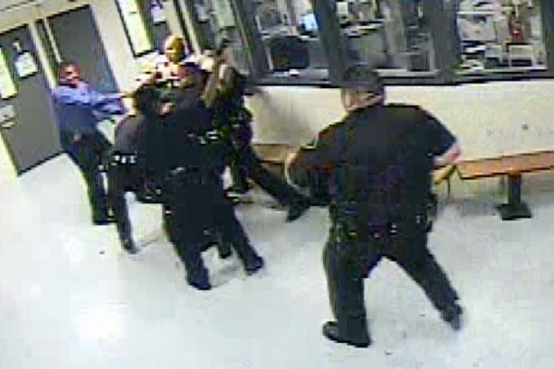 videos surface of a death in custody the lapd didnt want released