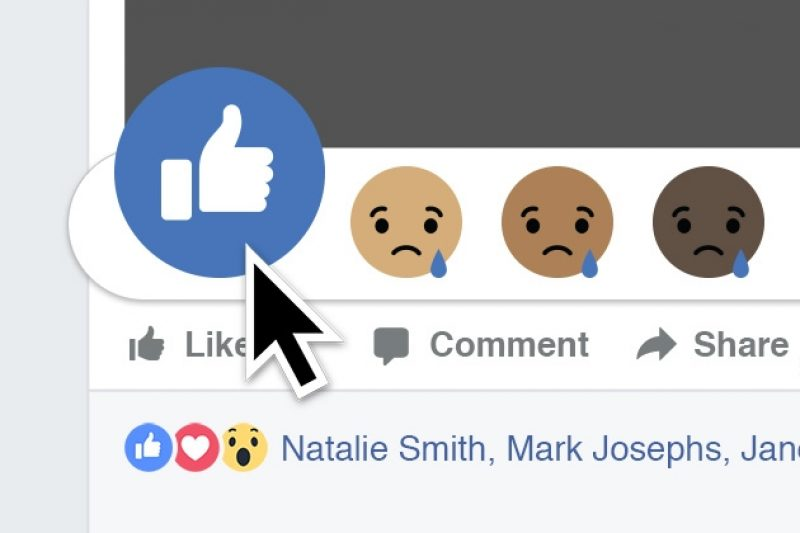 """0198dfbe6 Facebook's system allows advertisers to exclude black, Hispanic, and other  """"ethnic affinities"""" from seeing ads."""
