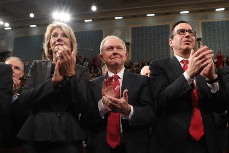 5 Reasons Why Trump Pick Betsy Devos Is >> 5 Trump Cabinet Members Who Ve Made False Statements To