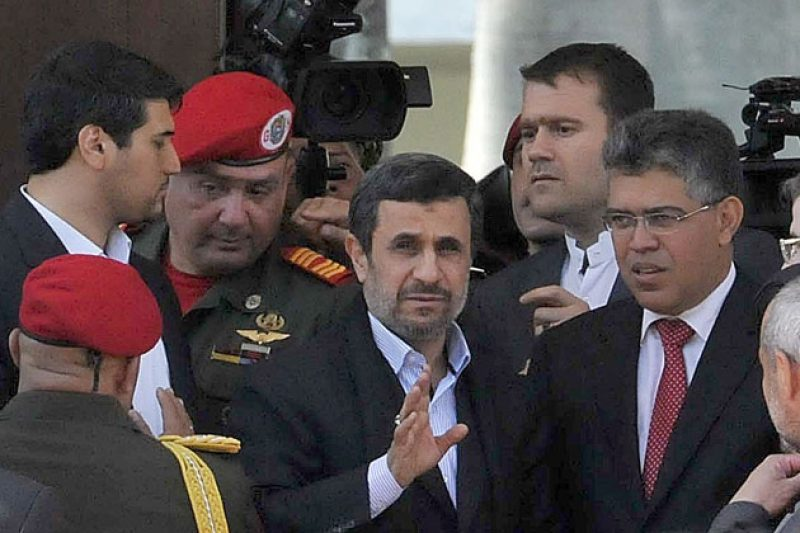 Ahmadinejad and chavez wife sexual dysfunction
