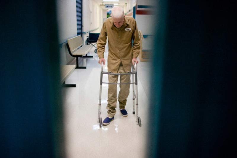 Image result for elderly in prison