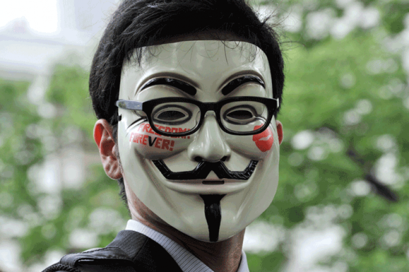 Hacktivism: Civil Disobedience or Cyber Crime? — ProPublica