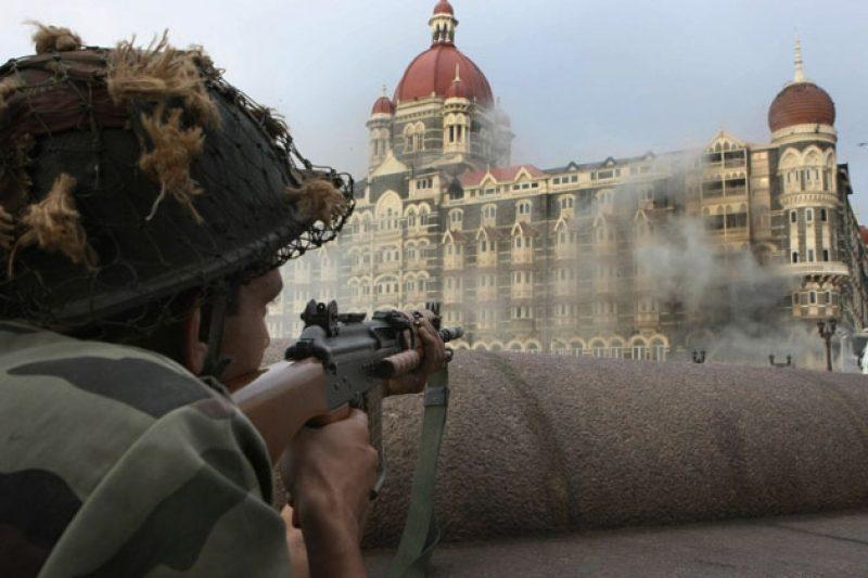 Penembakan massal di Hotel Taj Mahal, Mumbai