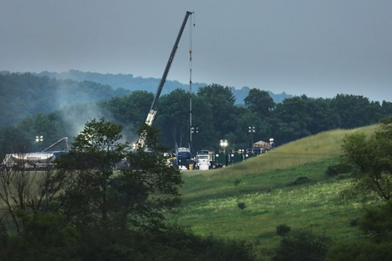 New Study: Fluids From Marcellus Shale Likely Seeping Into