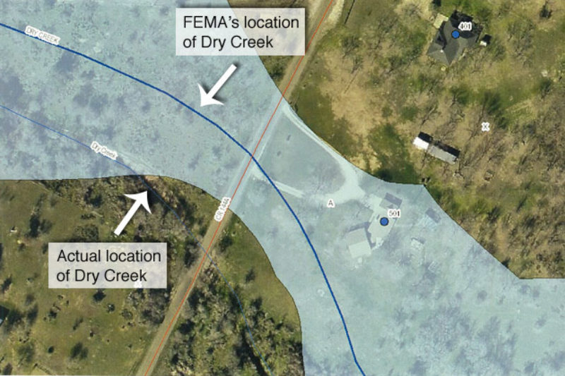 Using Outdated Data, FEMA Is Wrongly Placing Homeowners in ... on west fargo city limits map, fargo nd map, fargo minnesota map, fargo flood zone map, fargo interactive flood map, city street map bismarck nd, fargo north dakota street map, fargo north dakota weather map, south fargo map,
