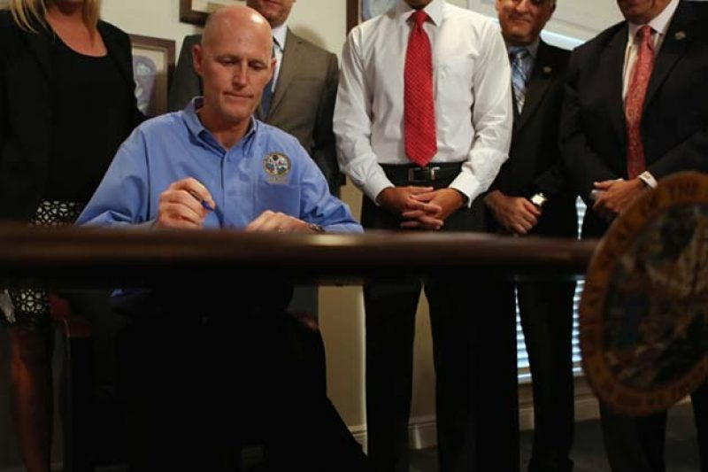 Why the Feds Are Suing Florida for Allegedly Purging Voters
