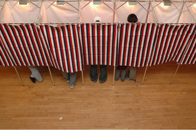 True the vote volunteers intimidating voters guide