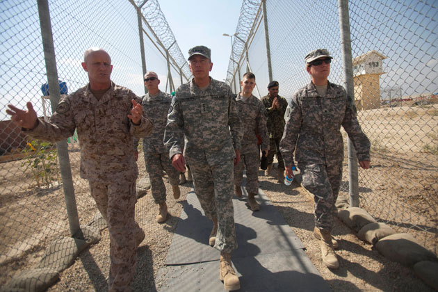 U s military presence in afghanistan