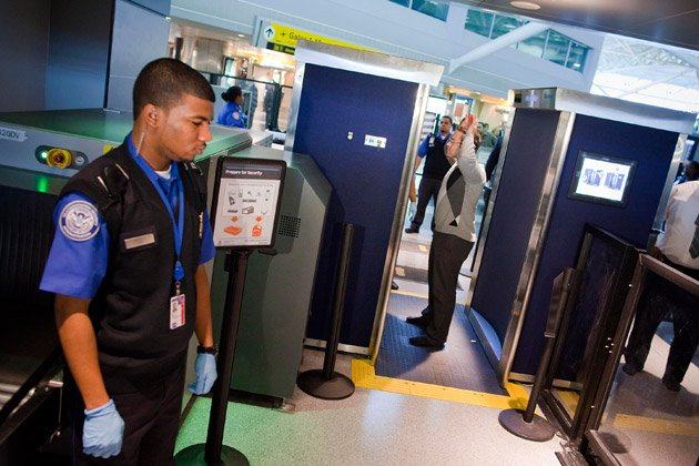 TSA Removes X-Ray Body Scanners From Major Airports