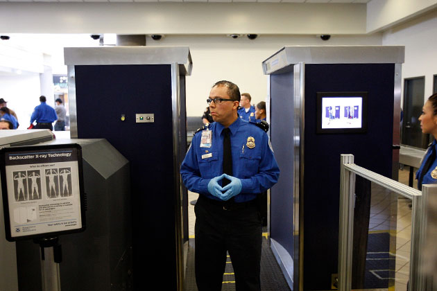 TSA to Commission Independent Study of X-Ray Body Scanners ...