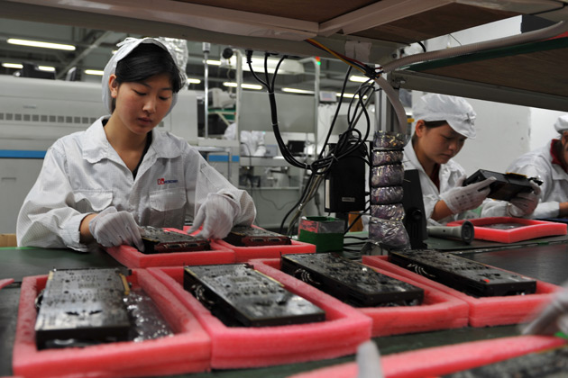 Foxconn Working Conditions Still Harsh In China, Say Activists