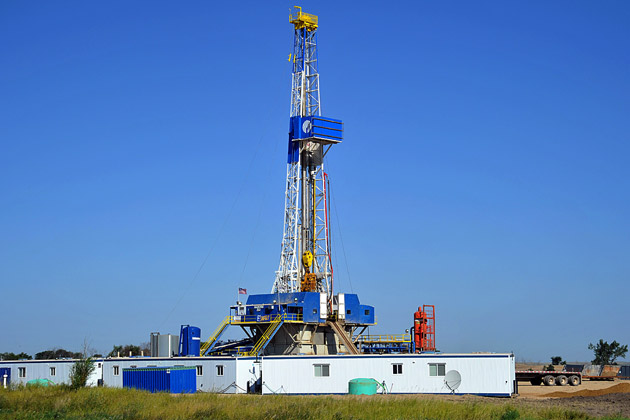 Current Active Drilling Rig List