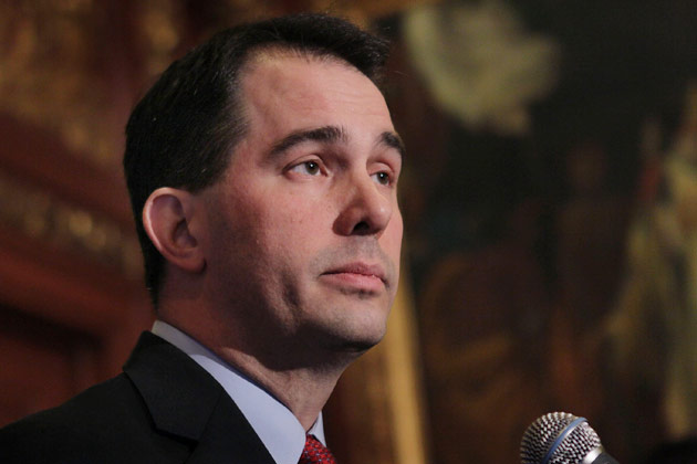 donations to scott walker flagged as potential fraud