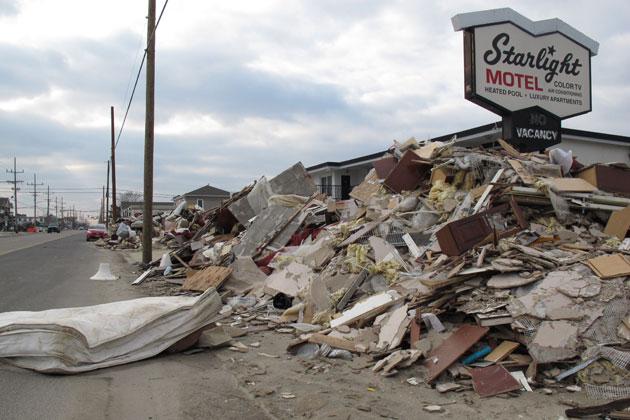 Hurricane Sandy Flood Map Staten Island