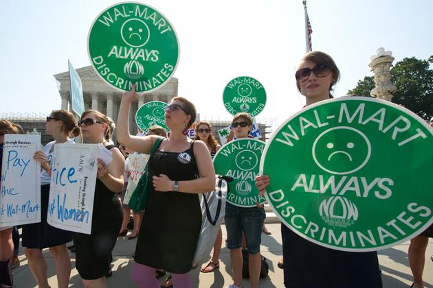 Walmart Gender Discrimination Lawsuits&nbspResearch Paper