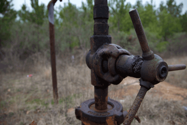 Injection Wells  The Poison Beneath Us