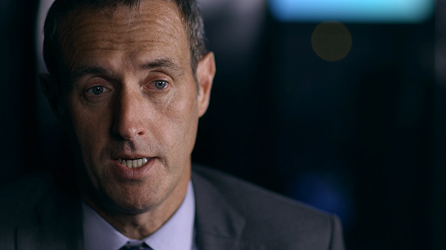 Rob Wainwright, director of Europol. (Frontline)